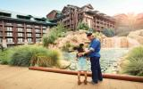 Disney's Wilderness Lodge Outside