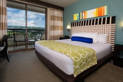 Bay Lake Tower at Disney's Contemporary Resort Villa