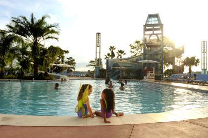 Bay Lake Tower at Disney's Contemporary Resort Main Pool