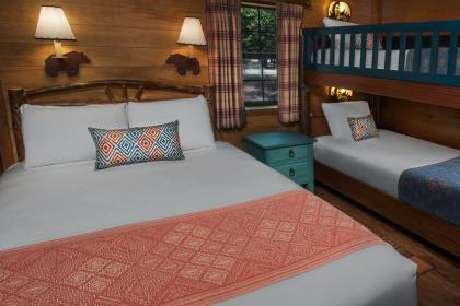 The Cabins at Disney's Fort Wilderness Resort room