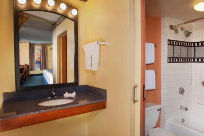 Disney's All-Star Movies Resort Bathroom