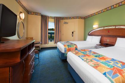 Disney's All-Star Movies Resort room