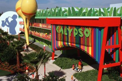 Disney's All-Star Music Resort Calypso