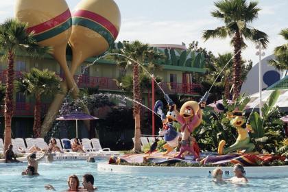 Disney's All-Star Music Resort Feature Pool