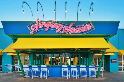 Disney's All-Star Music Resort Singing Spirits Pool Bar