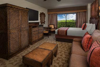 Disney's Animal Kingdom Lodge - Jambo Villas