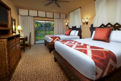 Disney's Animal Kingdom Lodge - Kidani Villas Rooms