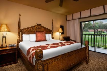Disney's Animal Kingdom Lodge - Kidani Villas Room