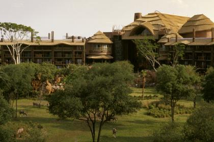 Disney's Animal Kingdom Lodge Savanna
