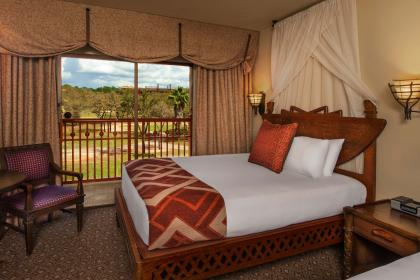 Disney's Animal Kingdom Lodge Room