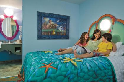 Disney's Art of Animation Resort Little Mermaid Suite