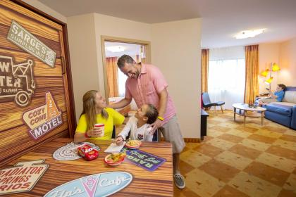 Disney's Art of Animation Resort Cars Family Suite