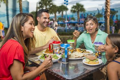 Disney's Art of Animation Resort Restaurant