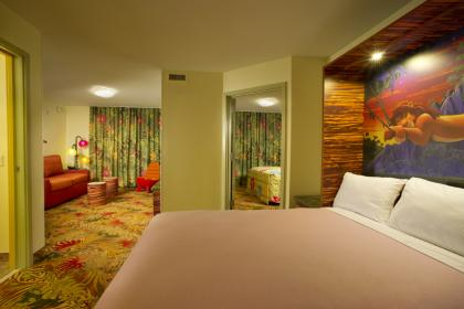 Disney's Art of Animation Resort Rooms