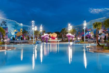 Disney's Art of Animation Resort Feature Pool