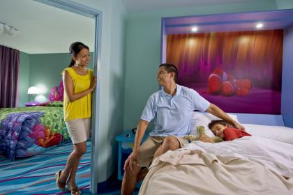 Disney's Art of Animation Resort Finding Nemo Suite