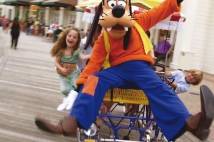 Disney's BoardWalk Villas Goofy