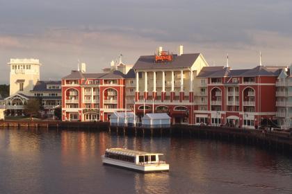 Disney's BoardWalk Villas Exterior