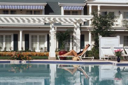 Disney's BoardWalk Villas Quiet Pool