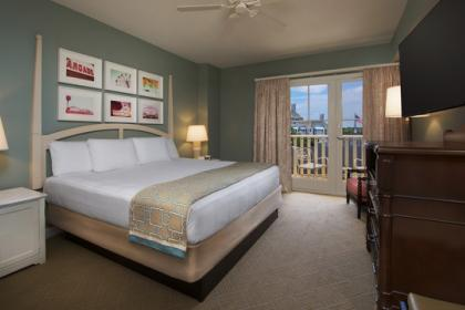 Disney's BoardWalk Villas Room
