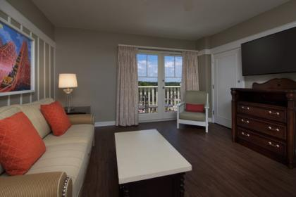 Disney's BoardWalk Villas Lounge