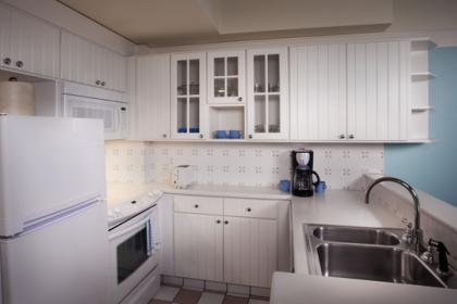 Disney's BoardWalk Villas Kitchen