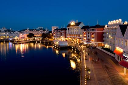 Disney's BoardWalk Villas Lakeside
