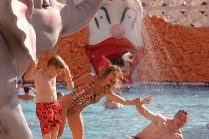 Disney's BoardWalk Villas Main Pool