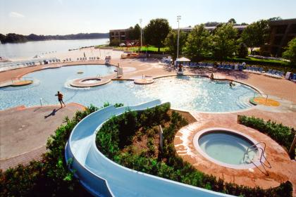 Disney's Contemporary Resort Pool