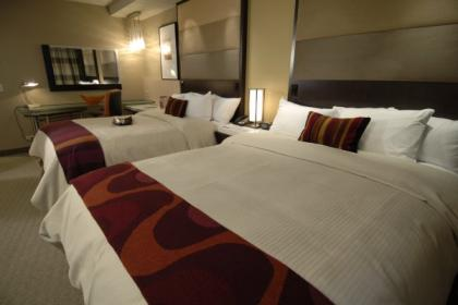 Disney's Contemporary Resort Room