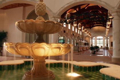 Disney's Coronado Springs Resort Lobby