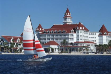 Disney's Grand Floridian Resort Outside