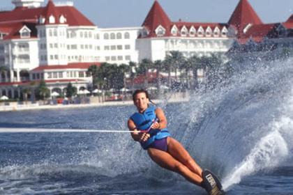 Disney's Grand Floridian Resort Waterskiing