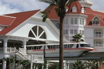 Disney's Grand Floridian Resort Monorail