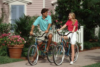 Disneys Old Key West Resort Bikes
