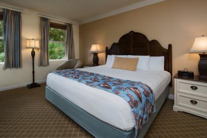 Disneys Old Key West Resort Villa Room