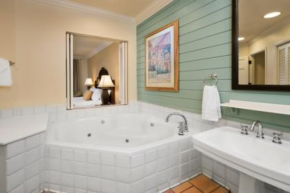 Disneys Old Key West Resort Villa Bathroom