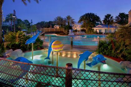 Disneys Old Key West Resort Feature Pool