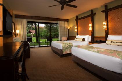 Disney's Polynesian Village Resort Standard Room