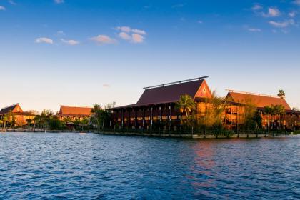 Disney's Polynesian Villas and Bungalows