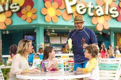 Disney's Pop Century Resort Petals Restaurant