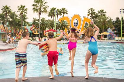 Disney's Pop Century Resort Feature Pool