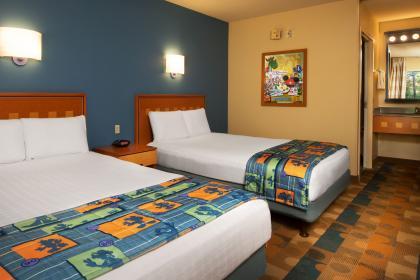 Disney's Pop Century Resort Double Room