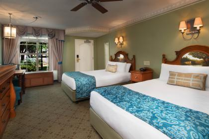 Disney's Port Orleans Resort - Riverside Standard Room