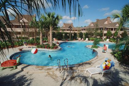 Disney's Port Orleans Resort - Riverside Main pool