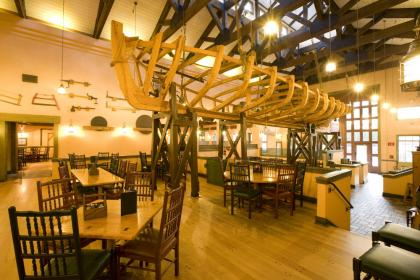 Disney's Port Orleans Resort - Riverside  Restaurant