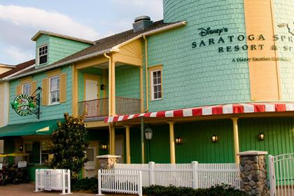 Disney's Saratoga Springs Resort and Spa