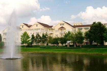 Disney's Saratoga Springs Resort and Spa Lakeside