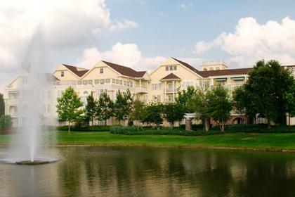 Disney's Saratoga Springs Resort and Spa Lakeside