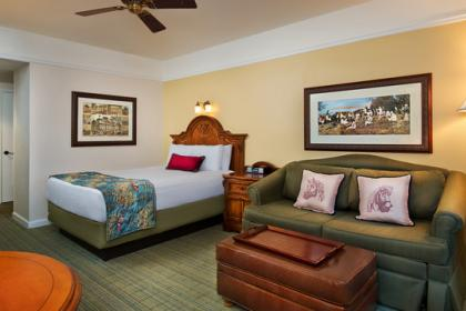 Disney's Saratoga Springs Resort and Spa Lounge